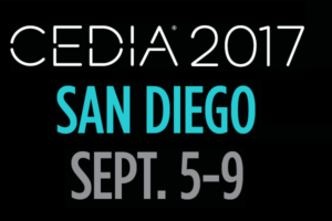 Come see us at CEDIA 2017!